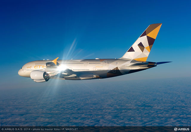 Fifth Freedom Flights : Etihad Airways(EY)