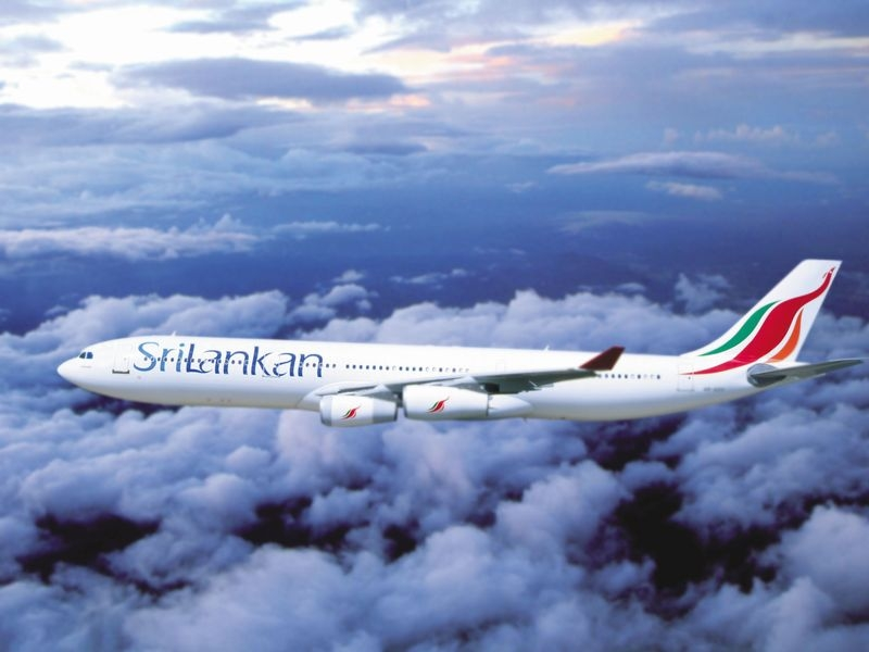 Fifth Freedom Flights : SriLankan Airlines(UL)