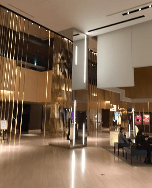 Hotel review : ANA Crowne Plaza Hotel Osaka