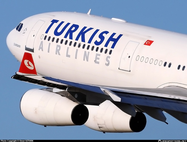 Fifth Freedom Flights : Turkish Airlines(TK)