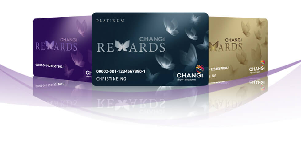 チャンギリワード(Changi Rewards)、貯めてますか?