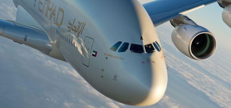 エティハド航空(EY)のエコノミークラス座席指定が有料に