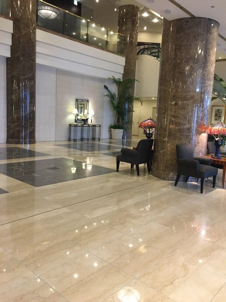 ホテル日航高知 旭ロイヤルのWifiスピードチェック