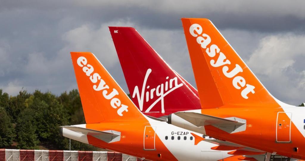 ヴァージン・アトランティック航空(VS)とeasyJet(U2)が航空券販売で提携