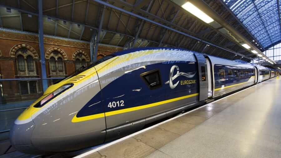 ユーロスター(Eurostar)に乗ってブリティッシュ・エアウェイズ(BA)のAviosを獲得する方法