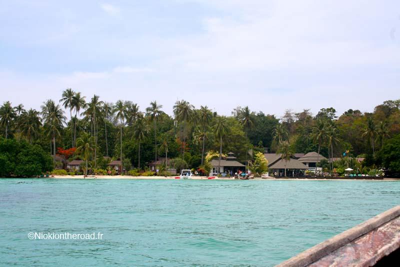 Plage Thïlande Ko Phi Phi Paradis