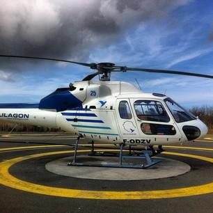 L'île de la Réunion, en hélicoptère