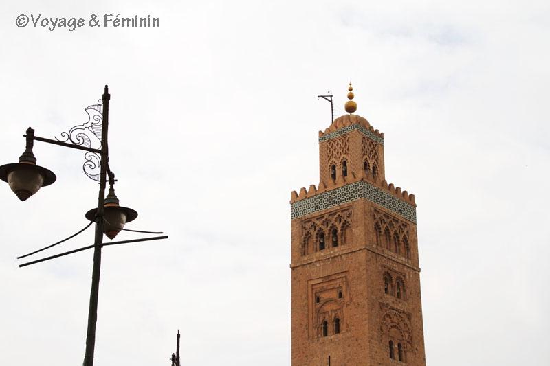 Marrakech, entre palais, tombeaux et petites gênes dans un hammam