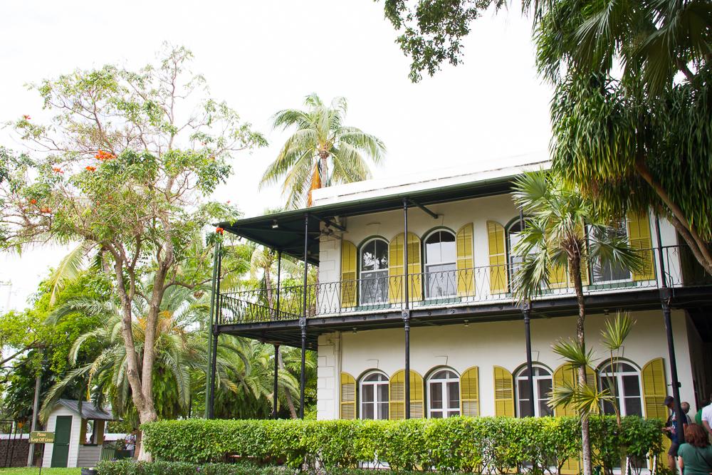Hemingway key West florida