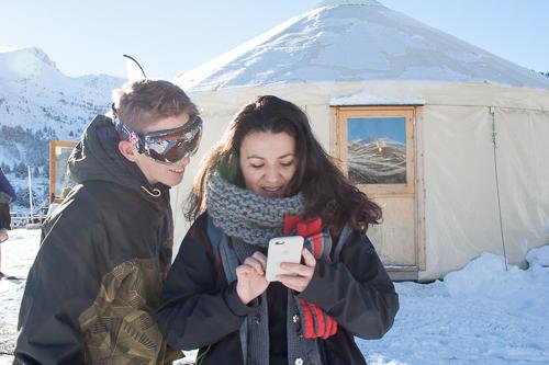 des blogueurs voyage toulousains en Andorre