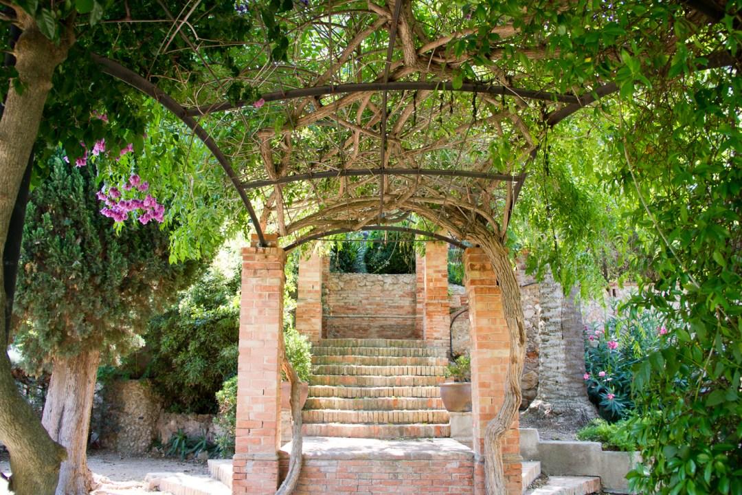 jardins du prince tortosa