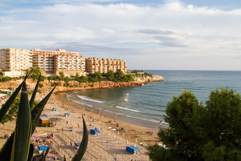 Playa Capellans Salou