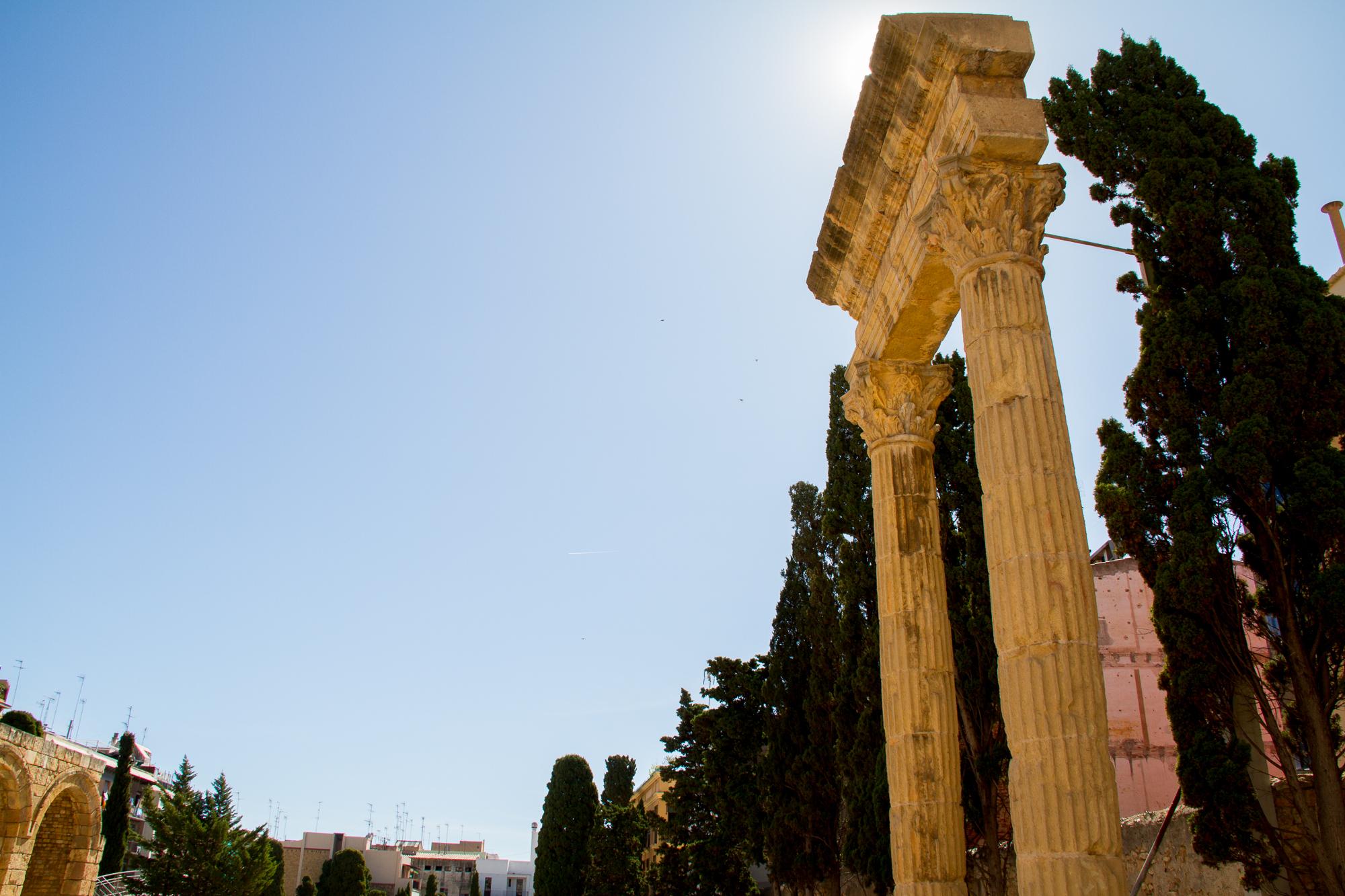 Forum romain tarragone