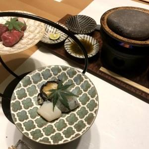 星野リゾート 界 仙石原のお食事