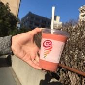 サンフランシスコ旅〜新鮮スムージー jamba juice(ジャンバ ジュース) 〜