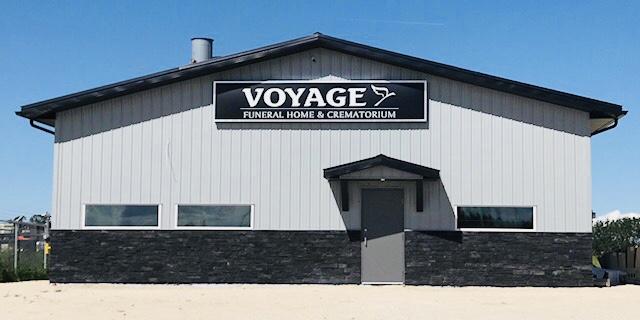 Voyage Crematorium - Day