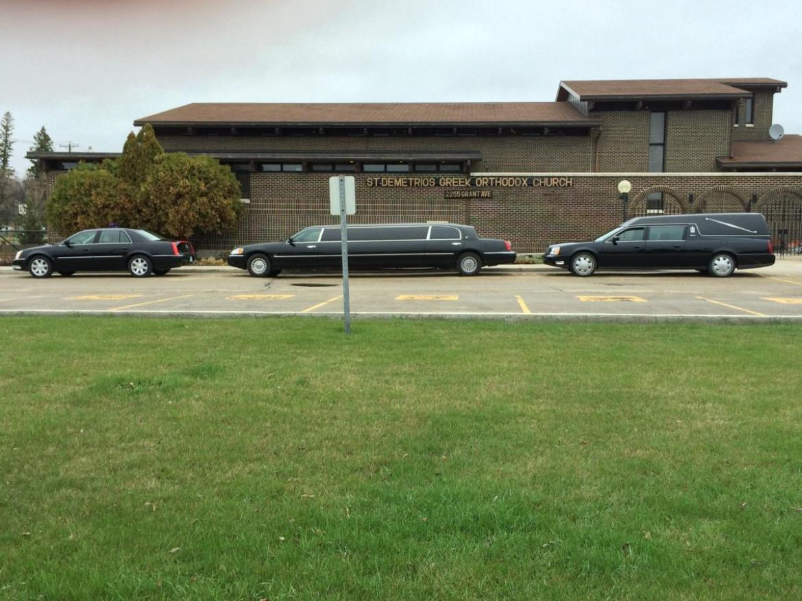voyage funeral homes vehicle lineup