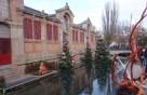 Petite Venise : le marché couvert (Colmar, 2013)