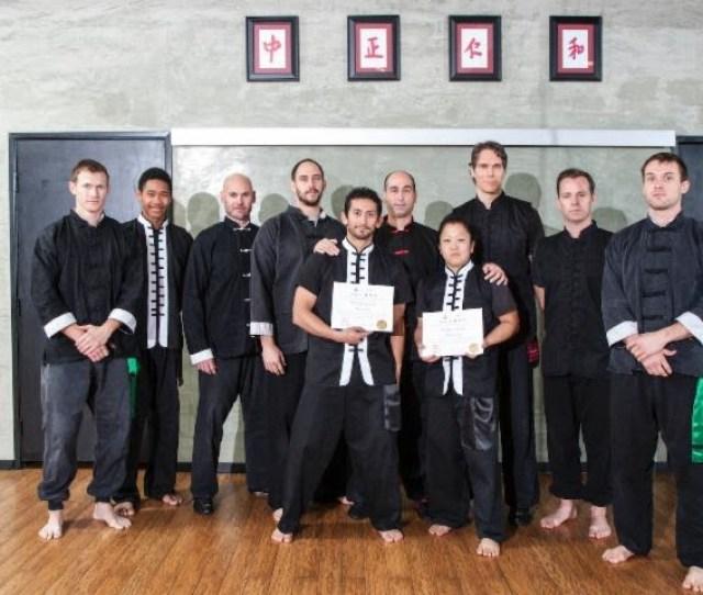 Meet Anton Peterson Of White Tiger Kung Fu Schools Voyage La Magazine La City Guide