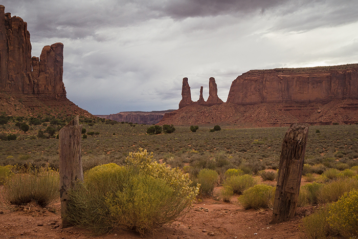 North Widow, Monument Valley