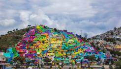 Gyphjolik aux couleurs des favelas