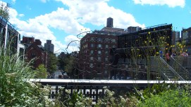 High Line - NYC - été 2015