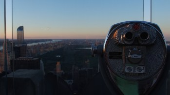 Top Of the Rock - NYC - été 2015