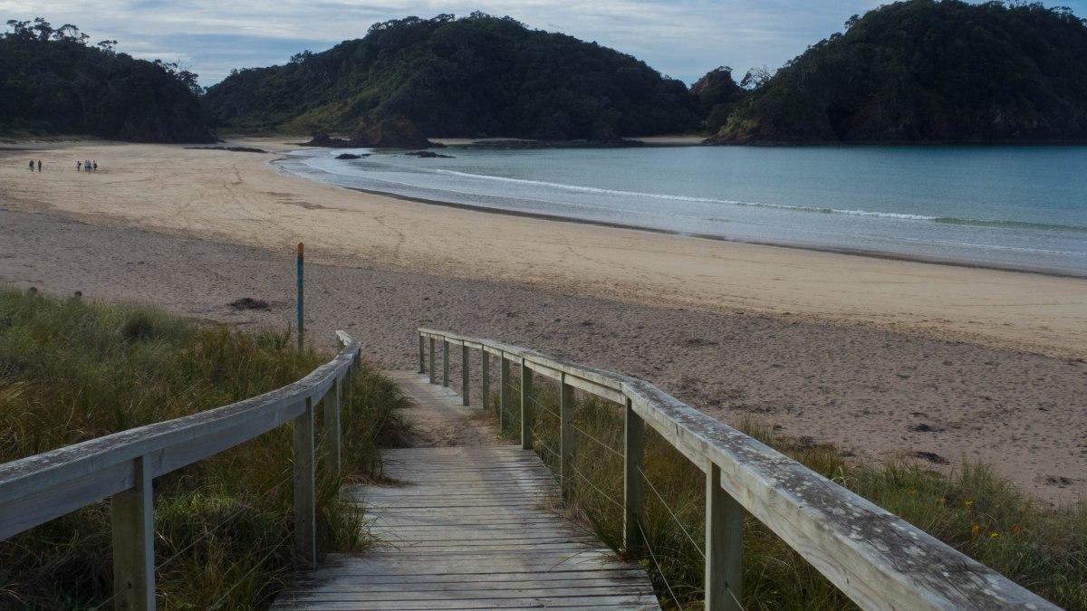 Matapuri Bay - Nouvelle Zélande