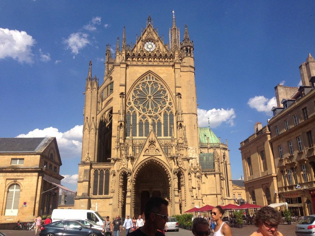 Metz - Cathédrale