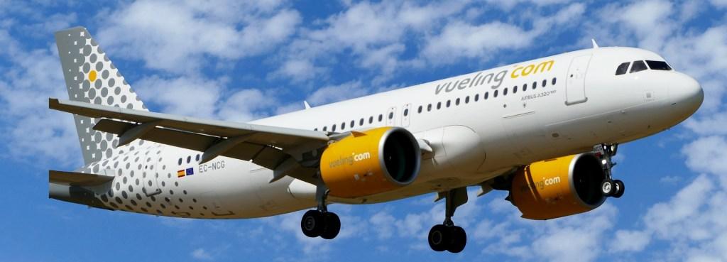 Voyager avec Vueling - Avion vueling