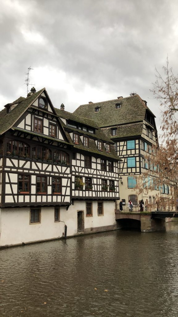 Budget d'un weekend à Strasbourg