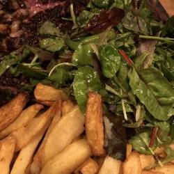 Diner au restaurant le Picotin