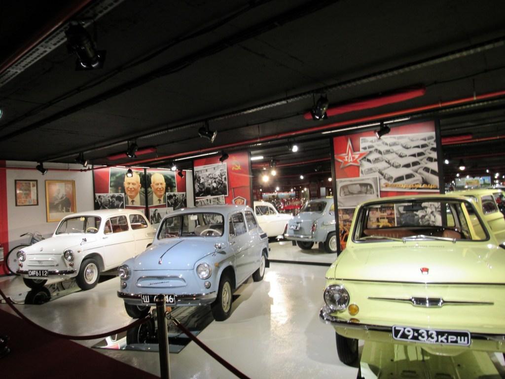 Musée rétro de Varna