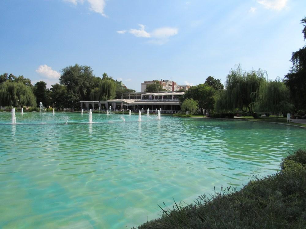 Les fontaines de Plovdiv