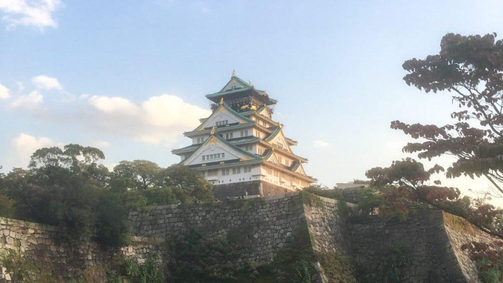 Osaka-chateau