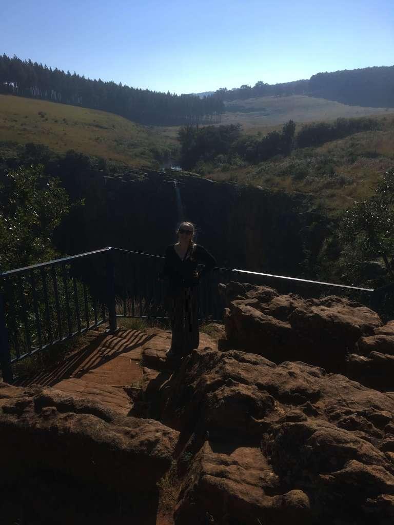 Berlin Falls - Blyde River Canyon - Afrique du sud