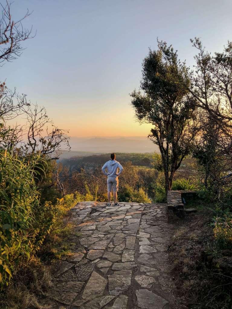 Gods Window - Blyde River Canyon - Afrique du Sud