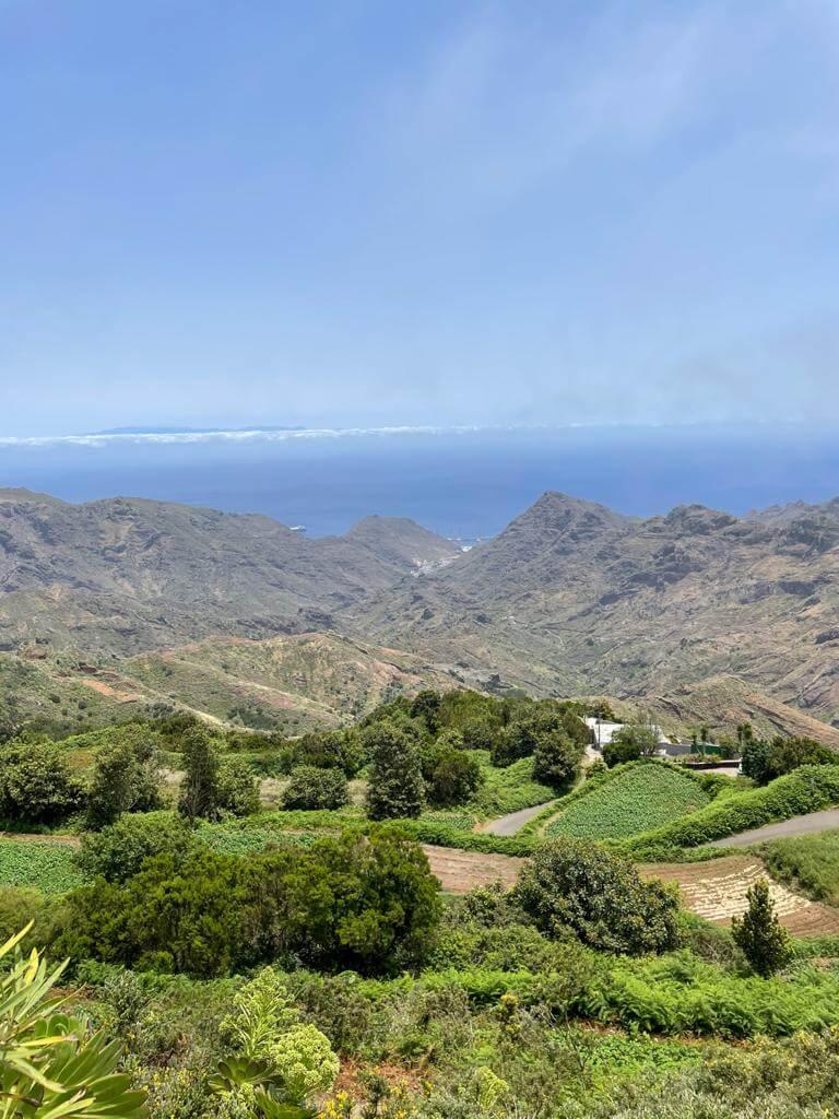 Parc rural d'anaga - Tenerife