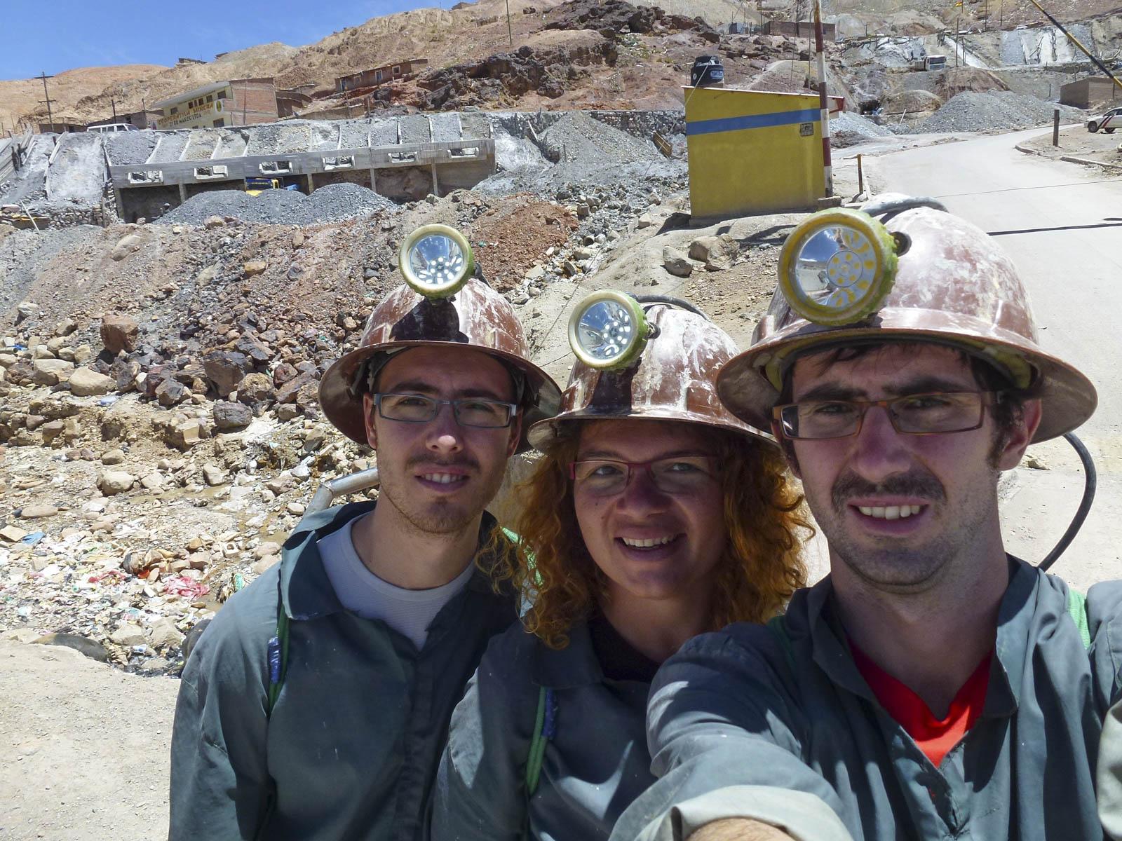 Descendre ou ne pas descendre dans la mine à Potosi ?