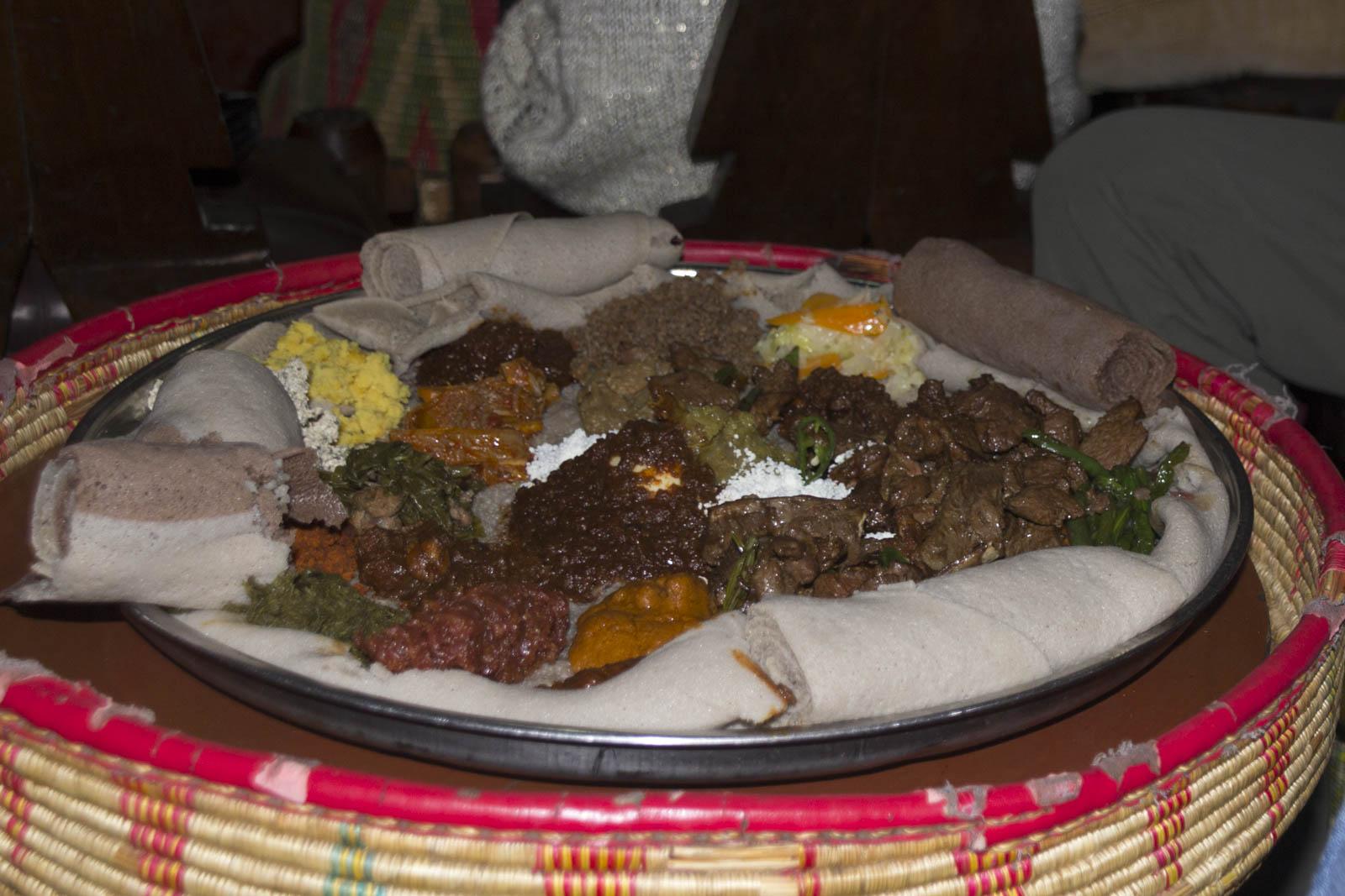 Comme un cheveu sur la soupe - Ethiopie