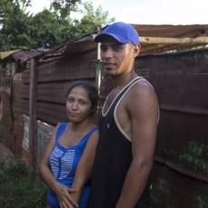 Yanexy et Adrian (CU) - Jaguey Grande, CUBA