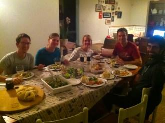 Chris et Marike, Flip et Claudine (ZA) - Pretoria, AFRIQUE DU SUD