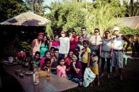 Jeanie, Andy, Hermann... (PH) - Buruanga, PHILIPPINES