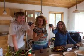 Kevin et Annette (US) - Kenai, AK, USA