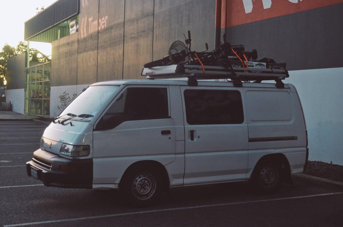C'est possible d'aménager un van à petit prix !