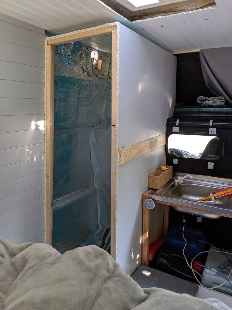 notre aménagement intérieur : salle de bain