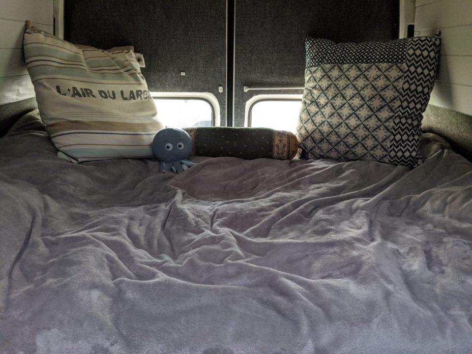 Projets van conversion ford transit et achat d'un nouveau camping car