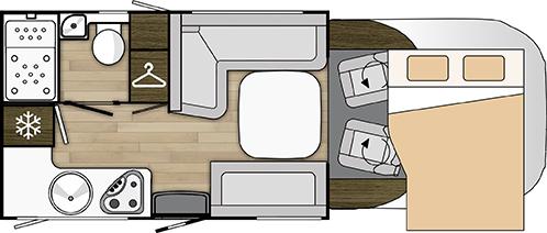Camping-car vanlife van