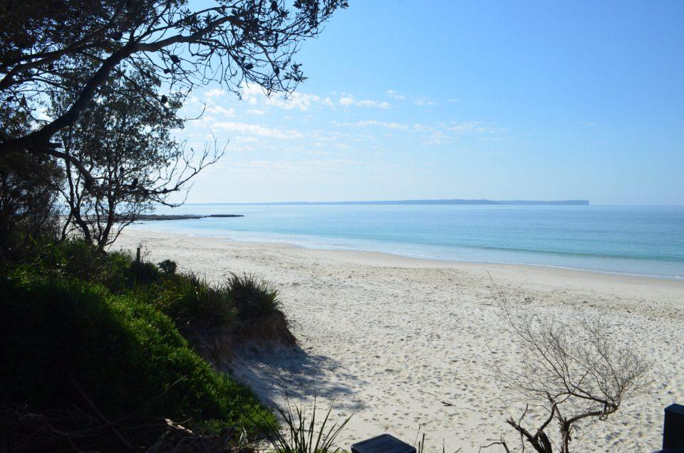 Jervis Bay Australie