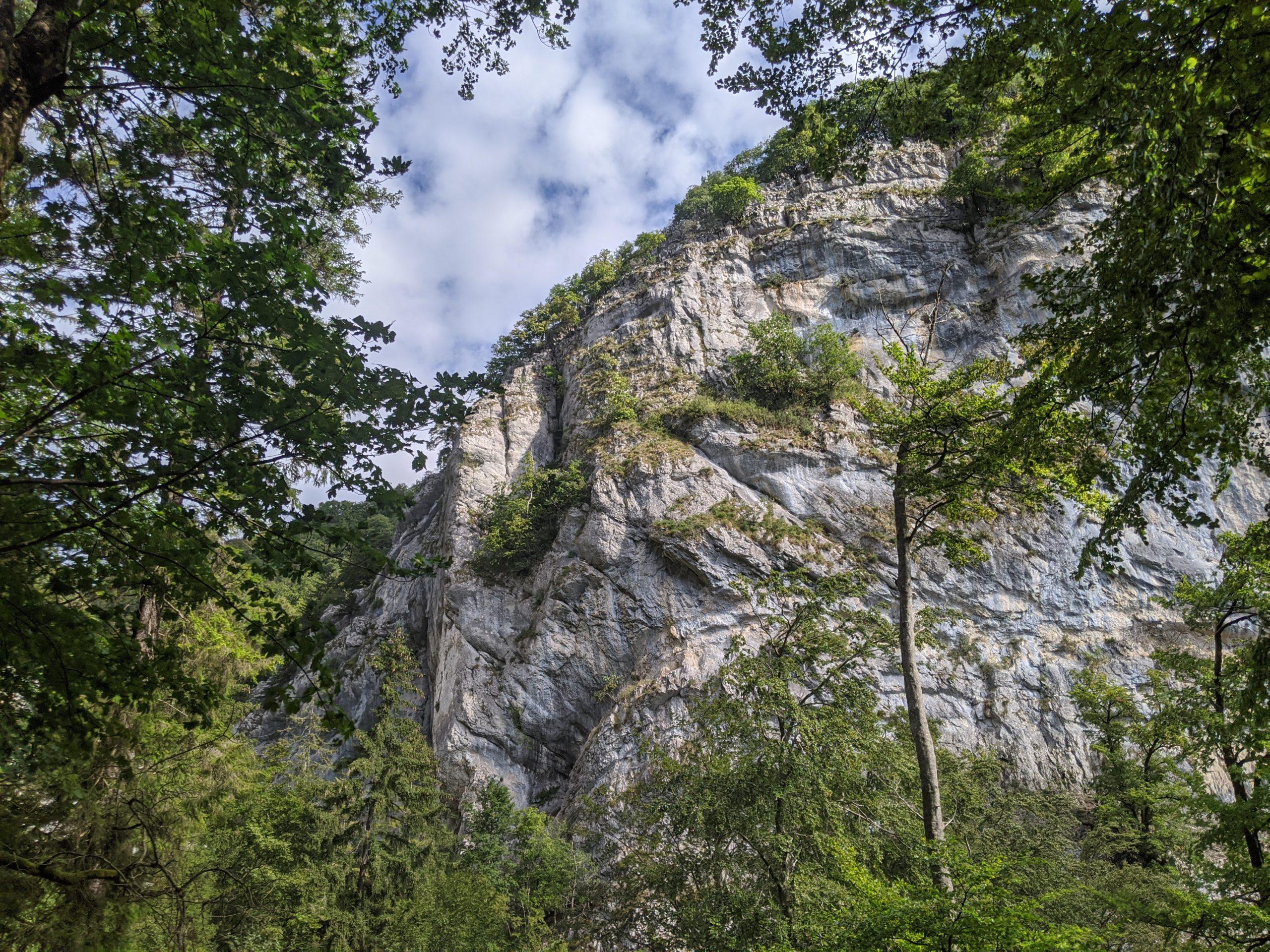 Gorges covatannaz